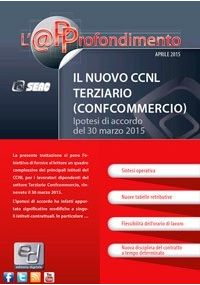 Il NUOVO CCNL TERZIARIO (Confcommercio)
