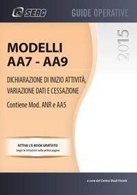 MODELLI AA7 - AA9 ebook