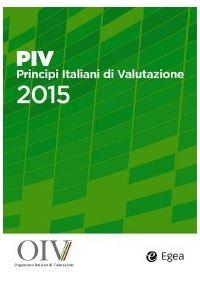 PIV - PRINCIPI ITALIANI DI VALUTAZIONE 2015