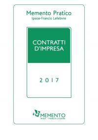 Memento pratico contratti d'impresa 2017
