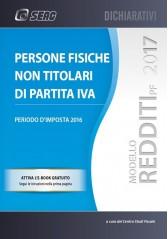 MODELLO REDDITI 2017 PERSONE FISICHE NON TITOLARI DI P.IVA