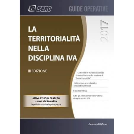 LA TERRITORIALITA' NELLA DISCIPLINA IVA III edizione