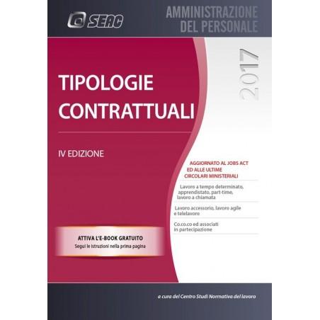 TIPOLOGIE CONTRATTUALI - IV edizione