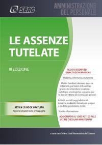 LE ASSENZE TUTELATE - III edizione