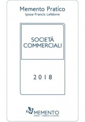 MEMENTO SOCIETÀ COMMERCIALI 2018