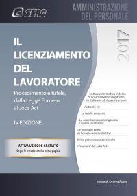 IL LICENZIAMENTO DEL LAVORATORE IV edizione