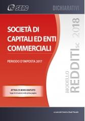 MODELLO REDDITI 2018 SOCIETÀ DI CAPITALI ED ENTI COMMERCIALI