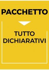 PACCHETTO TUTTO DICHIARATIVI