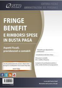 FRINGE BENEFIT E RIMBORSI SPESE IN BUSTA PAGA - II edizione