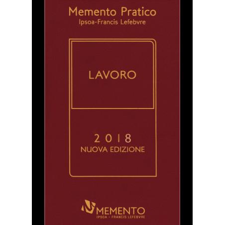 Memento Pratico Lavoro 2018