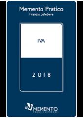 Memento Pratico IVA 2018