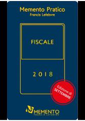 Memento Fiscale 2018 - edizione di settembre