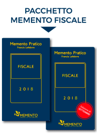 Memento Pratico Fiscale 2018 Edizione marzo + settembre