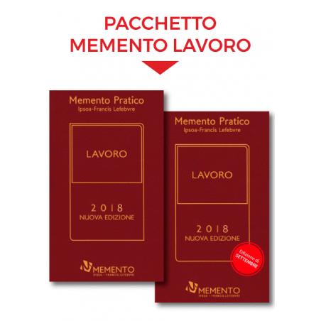 Memento Pratico Lavoro 2018 Edizione marzo + settembre