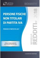 MODELLO REDDITI 2018 PERSONE FISICHE NON TITOLARI DI P.IVA