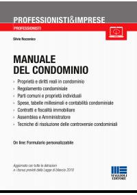 MANUALE DEL CONDOMINIO