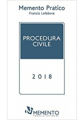 Memento Pratico Procedura Civile 2018