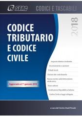 Codice Tributario e Codice Civile edizione 2018