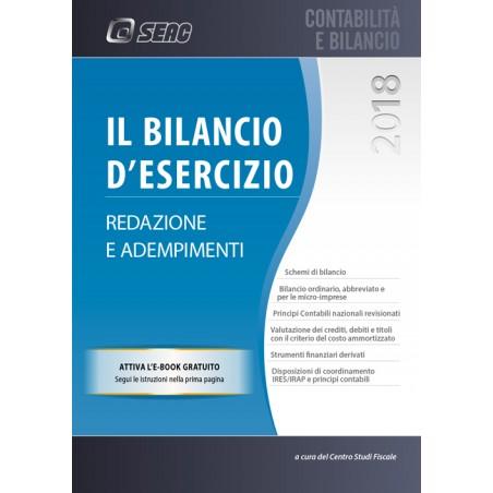 Il BILANCIO D'ESERCIZIO - Redazione e adempimenti
