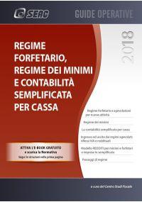 REGIME FORFETARIO, REGIME DEI MINIMI E CONTABILITA' SEMPLIFICATA PER CASSA