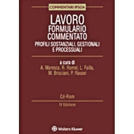 LAVORO - FORMULARIO COMMENTATO