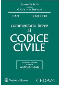 COMMENTARIO BREVE AL CODICE CIVILE 2018