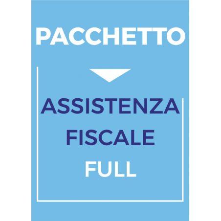 PACCHETTO ASSISTENZA FISCALE FULL