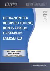 DETRAZIONI PER RECUPERO EDILIZIO - BONUS ARREDO E RISPARMIO ENERGETICO