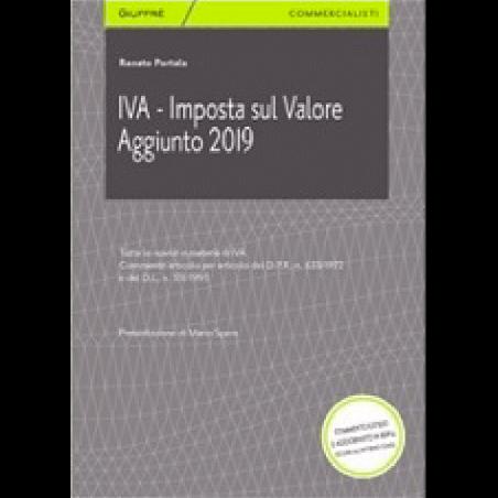 IVA - Imposta sul valore aggiunto 2019