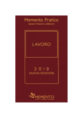 Memento Lavoro 2019 - Giuffrè Francis Lefebvre - Ipsoa