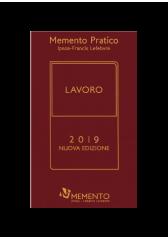 Memento Pratico Lavoro 2019