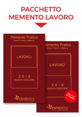 Memento Pratico Lavoro 2019 Edizione marzo + settembre
