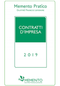 Memento Pratico Contratti d'impresa 2019