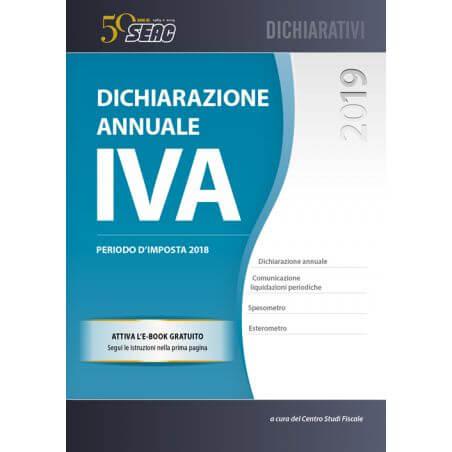 DICHIARAZIONE ANNUALE IVA 2019