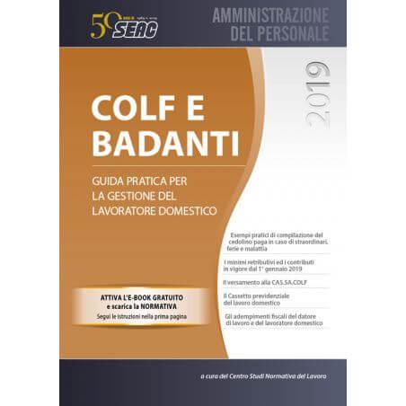 COLF E BADANTI 2019