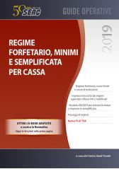 REGIME FORFETARIO, MINIMI E CONTABILITÀ SEMPLIFICATA PER CASSA