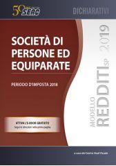 MODELLO REDDITI 2019 SOCIETÀ DI PERSONE ED EQUIPARATE