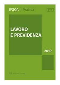 LAVORO E PREVIDENZA 2019