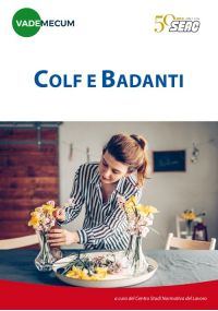 VADEMECUM - COLF E BADANTI