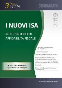 I NUOVI ISA - Indici sintetici di affidabilità fiscale