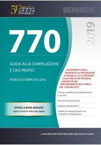 IL MOD. 770/2019 - Guida alla Compilazione e Casi Pratici