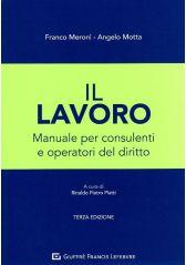 Lavoro Manuale per Consulenti e Operatori del Diritto