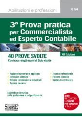 3° Prova pratica per Commercialista ed Esperto Contabile
