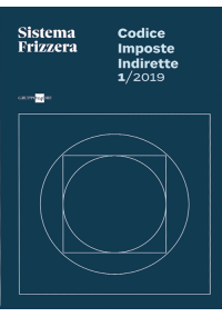 Codice Imposte Indirette 1/2019