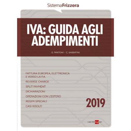 Frizzera IVA: Guida agli Adempimenti - Sole 24 Ore