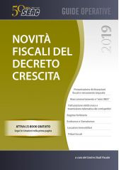 Novità fiscali del Decreto Crescita