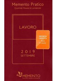 Memento Pratico Lavoro 2019 - edizione di settembre