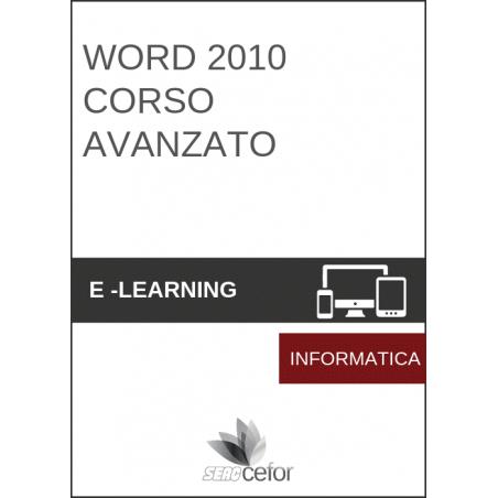 Word 2010 Corso avanzato