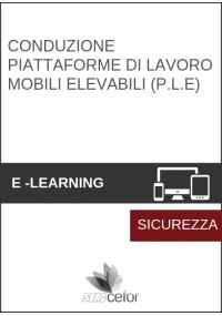 Conduzione Piattaforme di lavoro mobili elevabili (P.L.E)