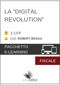 """Pacchetto E-Learning: """"La Digital Revolution"""""""